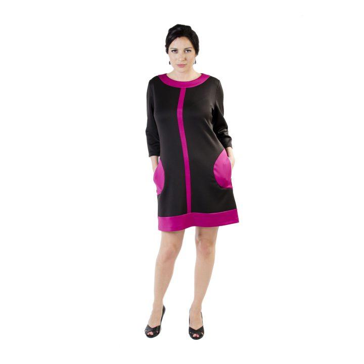 sukienka-codzienna-czano-rozowa-wenecja-2