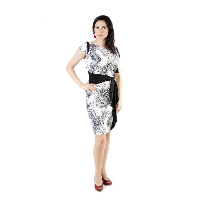 sukienka-wizytowa-bialo-czarna-paris1