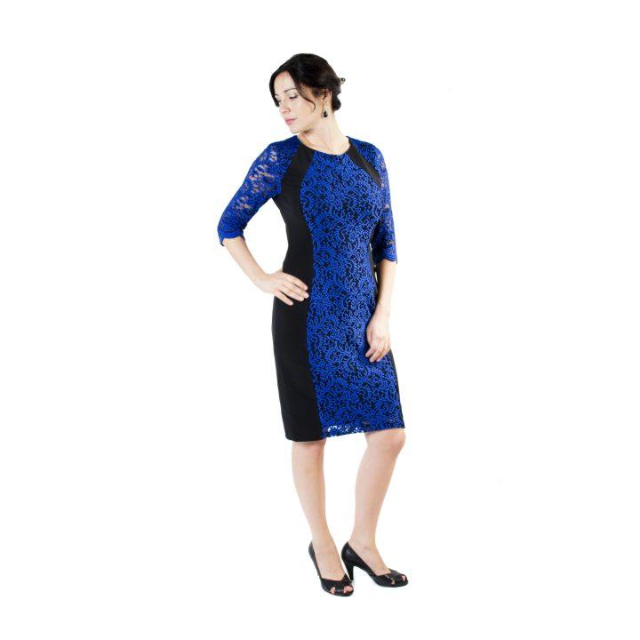 sukienka-wizytowa-niebiesko-czarna-sandra1