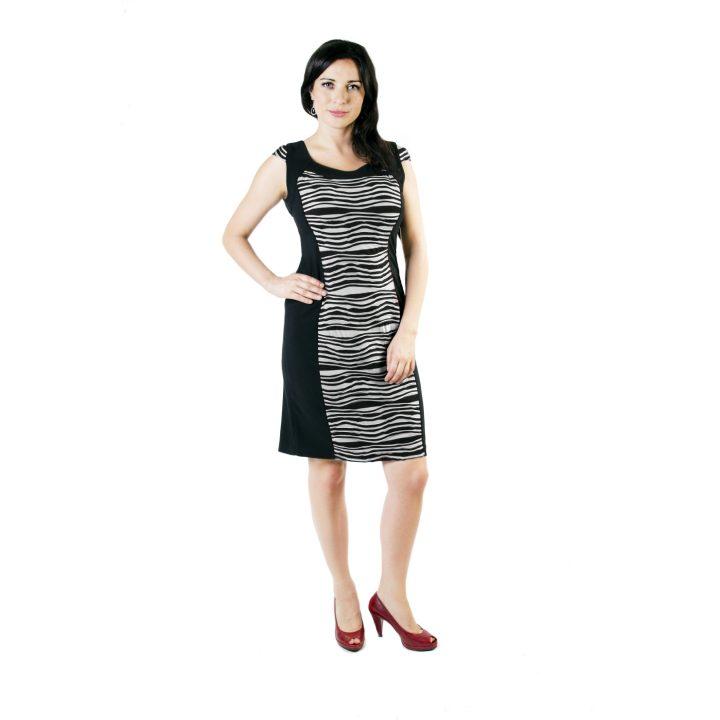 sukienka-koktajlowa-czarno-biala-zara-1